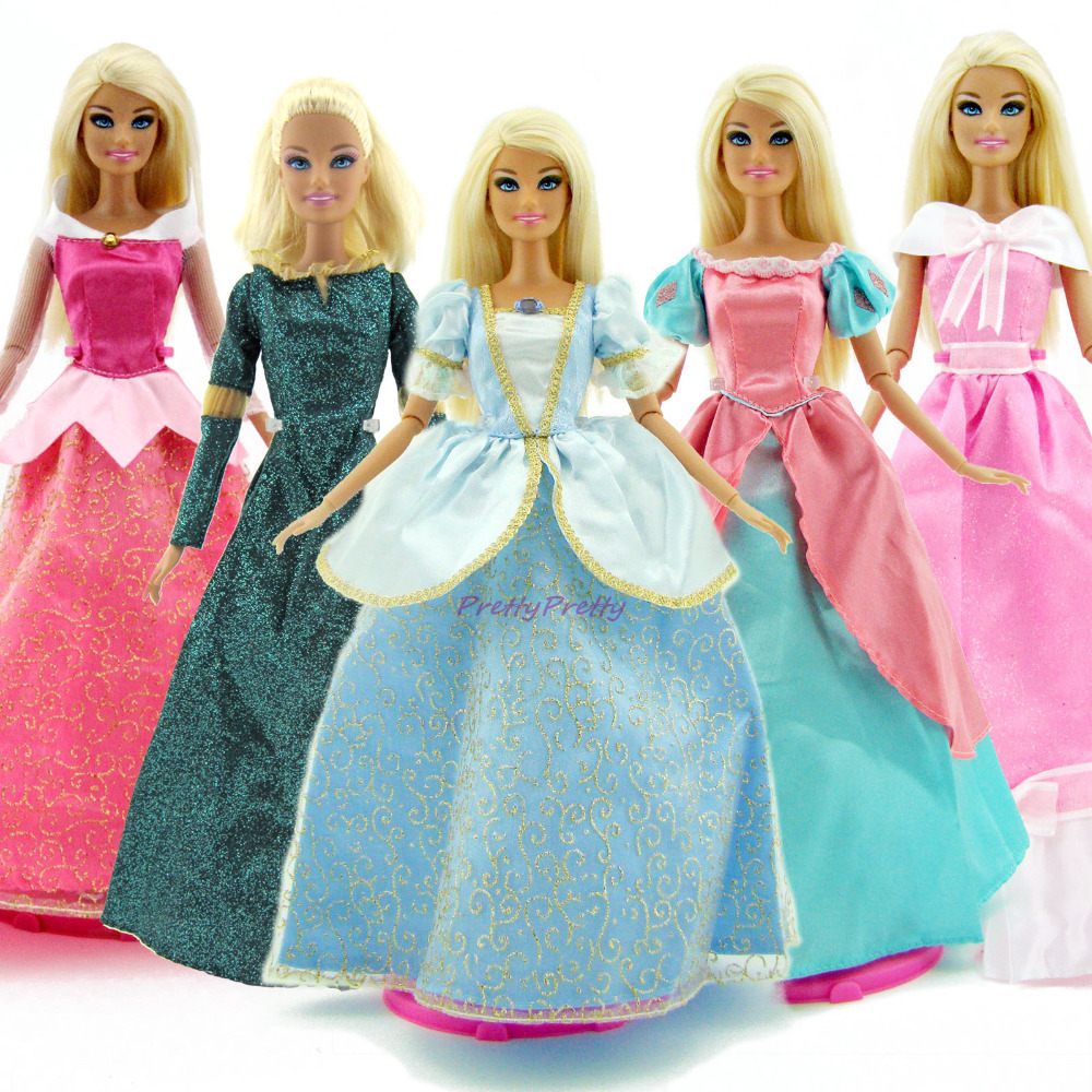 Colorful Barbie Dress Up Party Motif - All Wedding Dresses ...