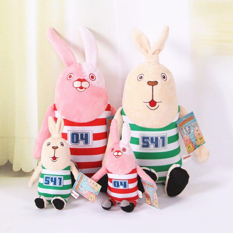 Игрушек! Супер милая плюшевая игрушка мультяшная Мягкая кукла усавич тюрьма кролик мягкая игрушка подарок на день рождения Рождество 1 шт