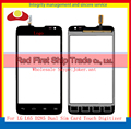 "High Quality 4.3"" For LG L65 D285 Dual Sim Card Touch Screen Digitizer Sensor Glass Lens Panel Black White Free Shipping Track"