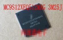100% NOVA Frete grátis MC9S12XEQ384MAG 3M25J