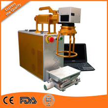 High quality laser marking pharmaceutical packaging machine air cooled