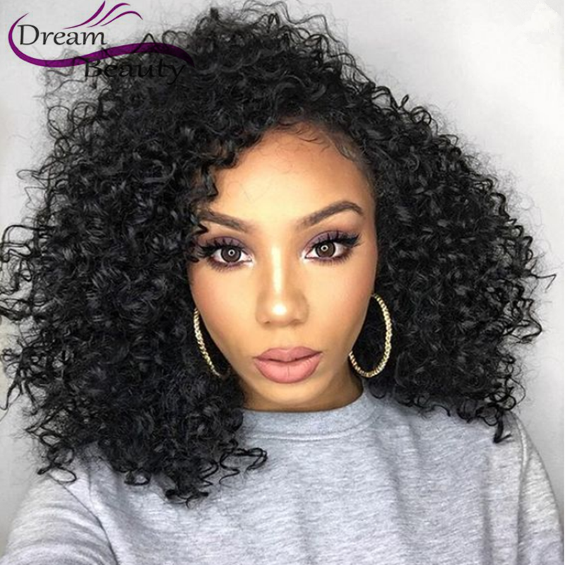 Здесь можно купить  Kinky Curly Wig 150% Glueless Full Lace Human Hair Wigs Brazilian Virgin Hair Unprocessed Lace Front Wigs 8A Whole Full Lace Wig Kinky Curly Wig 150% Glueless Full Lace Human Hair Wigs Brazilian Virgin Hair Unprocessed Lace Front Wigs 8A Whole Full Lace Wig Красота и здоровье