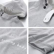 Toyouth Autumn Women Panda Fleece Hoodies Sweatshirts Casual Long Sleeve Tracksuits Female Letter Printed Pullover Moletom