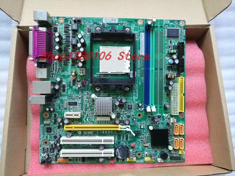 L NC51M MS 7283 L A690 desktop motherboard AM2 CPU