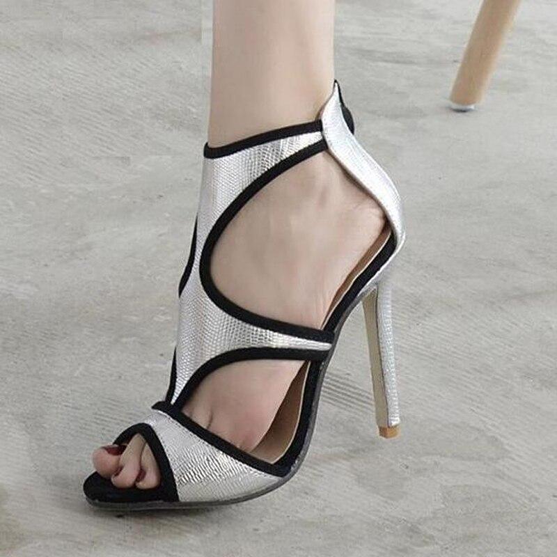 Online Get Cheap Platform Strappy Heels -Aliexpress.com | Alibaba ...