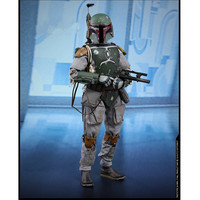 30CM Hot Toys Star Wars 1/6 Bounty Hunter Boba Fett MMS463 PVC Action Figure Collection Model Decoration X97