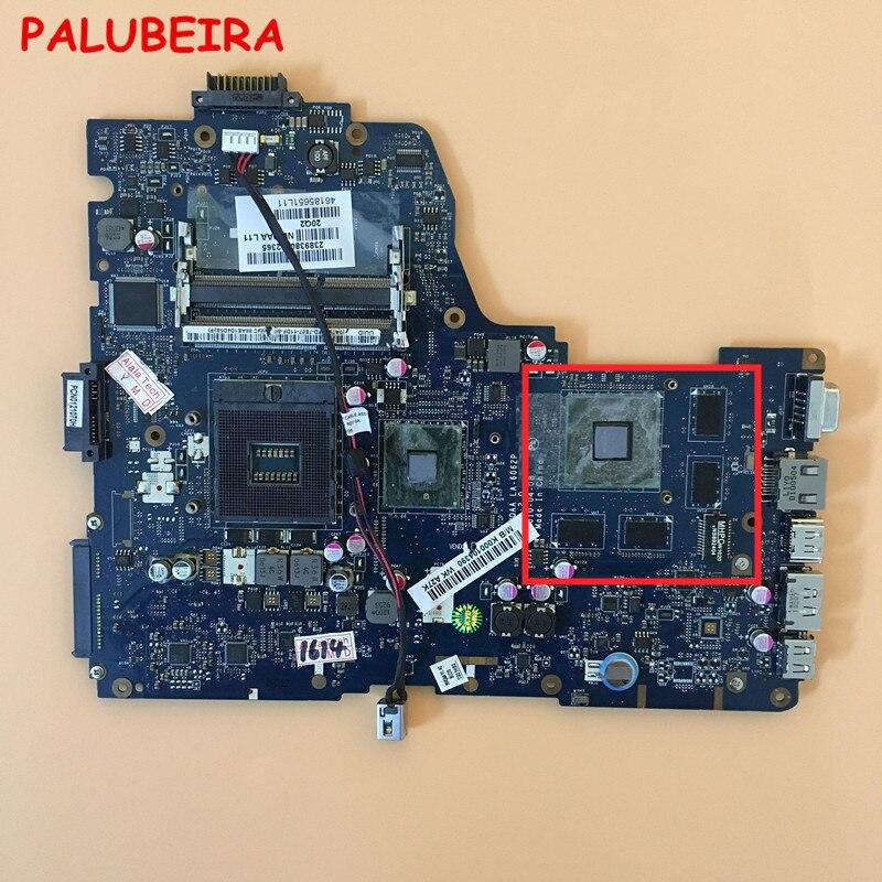 Sparepart K000126510 Toshiba Mother Board Assy.