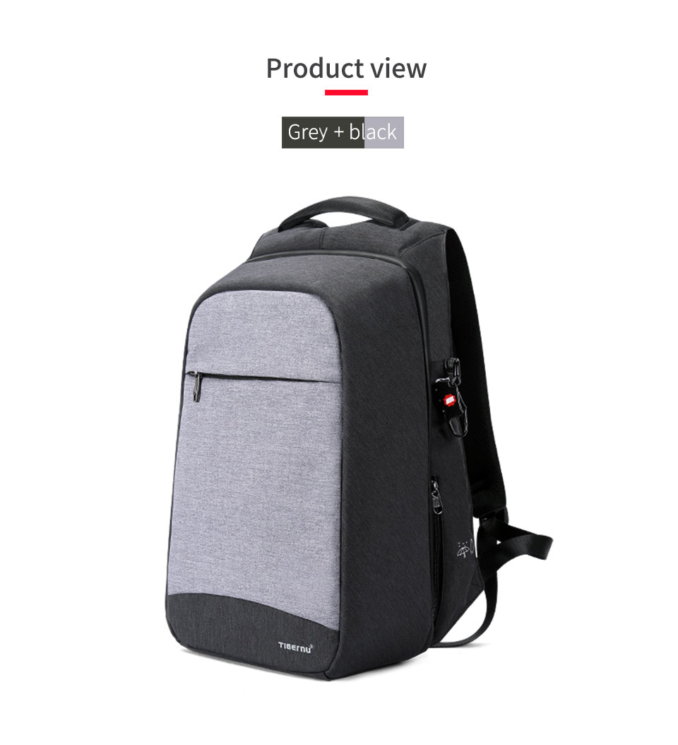 HTB1DZqfbY1YBuNjSszeq6yblFXaJ - Tigernu Anti theft Fashion Women Backpacks Female Daily College School Bag