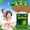 40Pcs/5Bags Vietnam Red Tiger Balm Plaster Muscular Pain Stiff Shoulders Pain Relieving Patch Relief GUB#