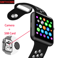 New Bluetooth Watch DM09 Plus GSM Watch Phone SIM Smart Watch Pedometer Sleep Tracker Sports Wristwatch