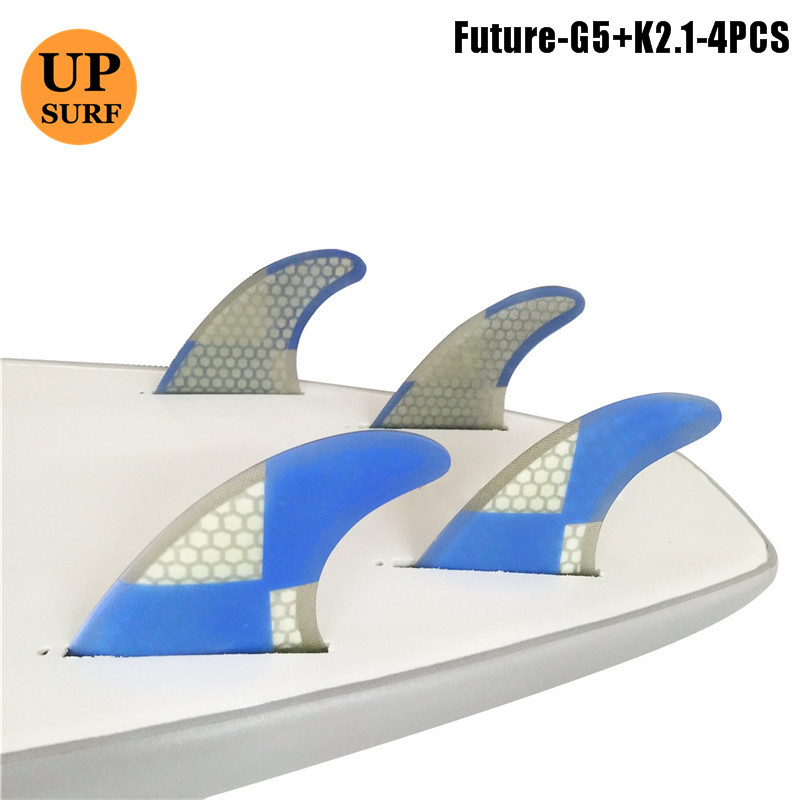 Surfboard Future G5 G3 Fins Quality Honeycomb Fins Future Quad fins In Surfing in Surfing from Sports Entertainment