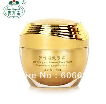 Free Shipping 100% original Gold Liangbangsu Elasticity an Firming EYE Cream Rejuvenating Peeling Series 30g