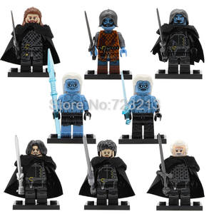 Feleph Game of Thrones Figure Model Building Blocks Toys