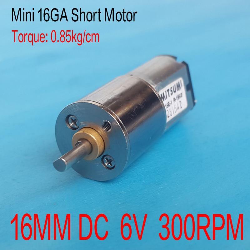 3V 80RPM Torque Gear Box Motor New