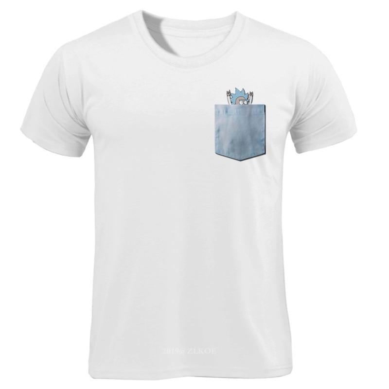 Футболки микеланжело мужские футболки Harajuku забавная Мужская футболка с рисунком хип-хоп Хлопок Уличная футболка Футболки Топы Homme s-3L - Цвет: C3067b