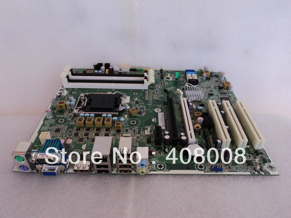 For HP Motherboard For Compaq 8200 Elite Microtower LGA1155
