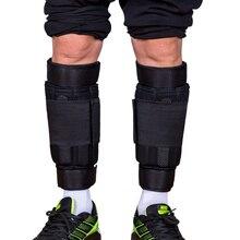 Neue Einstellbare Ankle Gewicht Unterstützung Brace Strap Verdickung Beine Festigkeit Ausbildung Shock Wache Gym Fitness Getriebe 1 6kg nur Strap