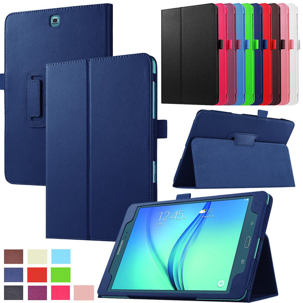 For Samsung Galaxy Tab 4 10.1 SM T530 T531 T535 Case New Flip Leather Stand Case Cover Tablet Holster