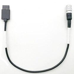 W celu uzyskania Adapter kabel dla DJI Ronin S Gimbal  aby dla BMPCC BlackMagic Pocket Cinema kamera 4 K kabel adaptera