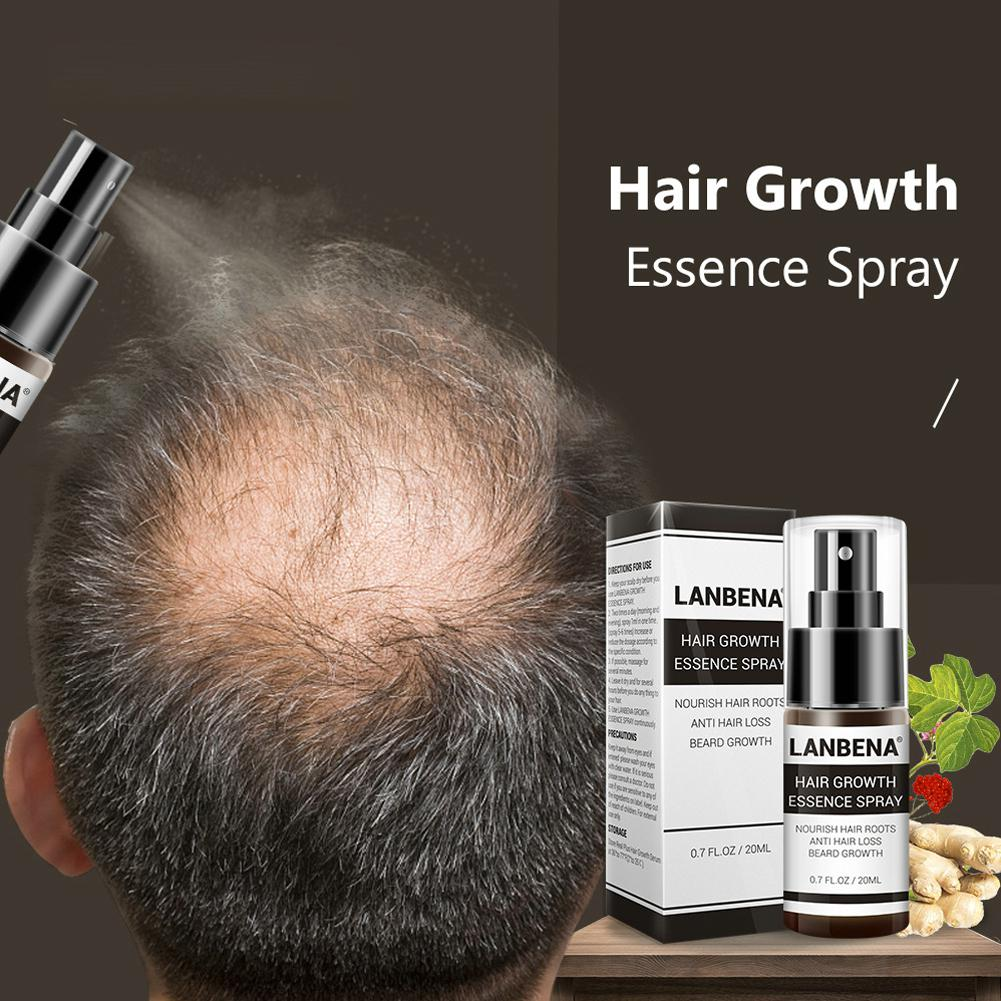 LANBENA Hair Growth Essence Spray Preven