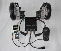 2014 24V 180W 8 Brushless Electric Wheelchair Conversion Kits With Electric Magnet Braking