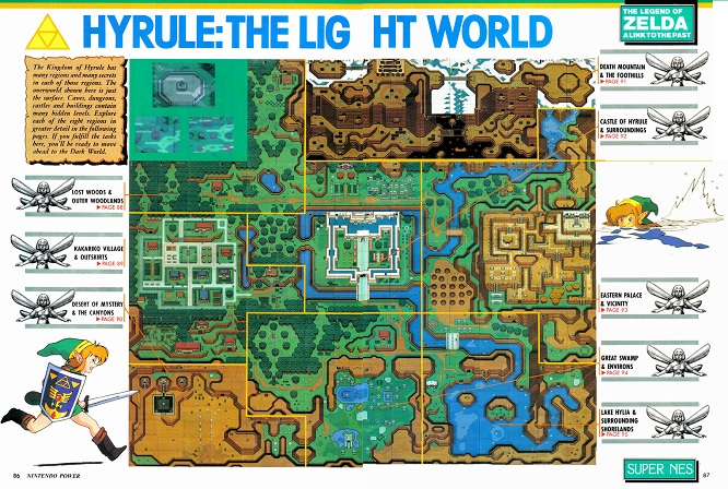 Vintage hyrule maps the legend of zelda video game poster retro vintage hyrule maps the legend of zelda video game poster retro decorative diy wall stickers art home bar posters decor gift in wall stickers from home gumiabroncs