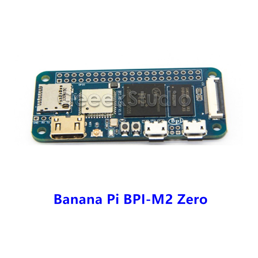 Banana Pi BPI-M2 Zero Quad Core Single Board Computer цена