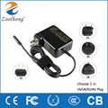 12V 3.6A 48W power adapter charger for Microsoft surface Pro1 Pro2 Tablet factory direct high quality