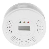 NEW Audio Carbon Monoxide Detector CO Gas Alarm Warning Sensor Monitor Home Kitchen Security Safety