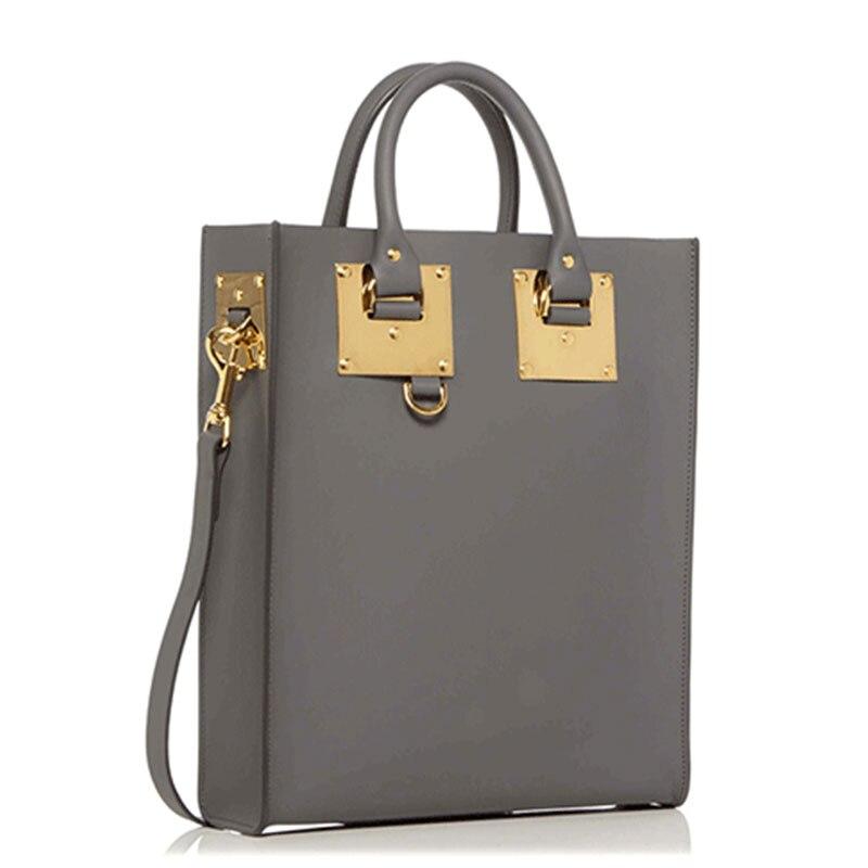 Luxury Designer Women Bag High quality Fashion Shoulder Bag Famous Brand style Handbag Cowhide Leather Totes все цены