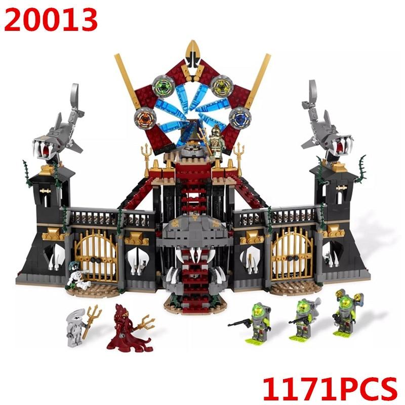 Oyuncaklar ve Hobi Ürünleri'ten Bloklar'de 8078 Portal Atlantis Filmler Modeli Yapı Taşları Tuğla Çocuklar DIY Hediyeler Oyuncaklar Decool 20013'da  Grup 1