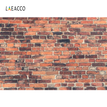 Laeacco Old Brick Wall Retro Photo Backgrounds Customized Photography Backdrops For Studio