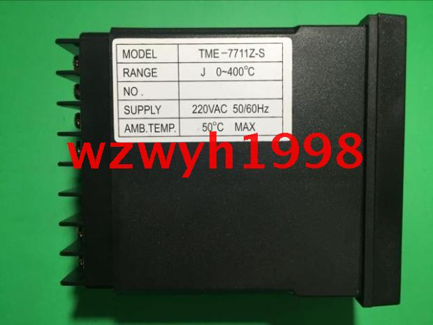Genuine new original temperature controller TIMES-J SCR temperature controller TME-7711Z-S J 400 цена