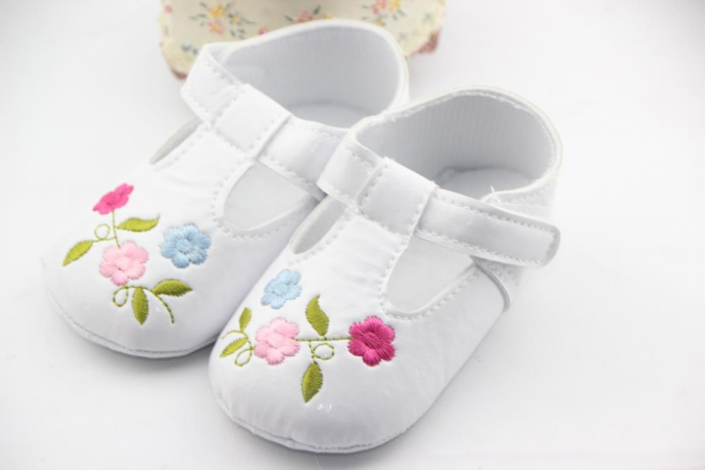 Newborn First Walker Baby Shoes Sapato Bebe Pink Princess Children Girls Shoes Newborn Kids Infant