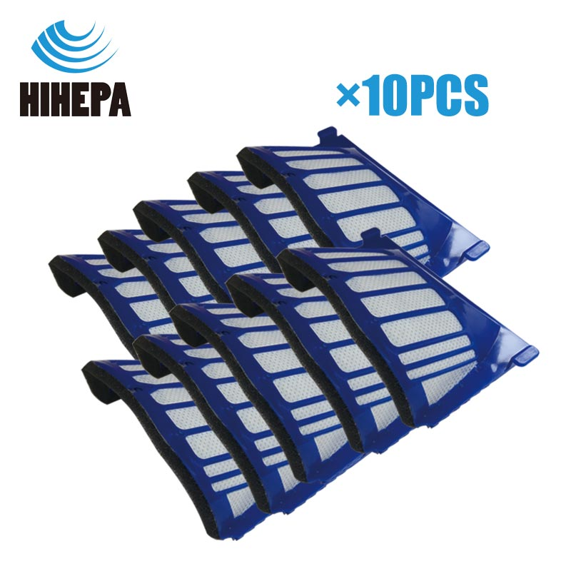 10pcs HEPA Brush Filters for Roomba iRobot 500 600 Series e.g. 536 550 551 620 650 Dust Filter Robot Vacuum Cleaner parts10pcs HEPA Brush Filters for Roomba iRobot 500 600 Series e.g. 536 550 551 620 650 Dust Filter Robot Vacuum Cleaner parts