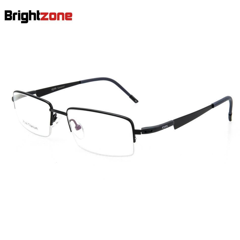₪Универсальные мужские и женские очки с полурамкой Модные ...