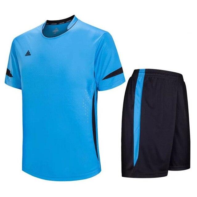 385d1c962e5d5 Nuevo Diseño de camisetas de Fútbol 2016 2017 Hombres Traje Ropa Deportiva  Tailandia camisetas de fútbol