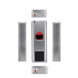 Image 4 - LPSECURITY Waterproof IP66 1000 users metal Biometrics Fingerprint access control system rfid 125khz reader door access control