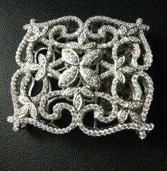 مجوهرات بأعلى جودة النتائج والمكونات 925 فضة مع مكعب الزركون قفل قلادة مجوهرات اكسسوارات المشبك لتقوم بها بنفسك