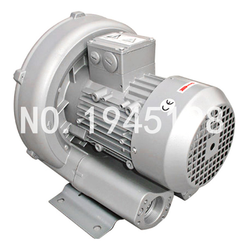 EXW 2RB210-7AH16 0.4KW/0.5kw três phase3AC pressão mini bomba de vácuo de canal lateral/compressor de ar blower/anel blower /bomba de ar