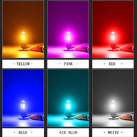 WTS 200pcs wholesale car DRL H3 led 30smd auto Fog lamp Daytime Running signal bulbs 4014 Vehicle External Light Source parking
