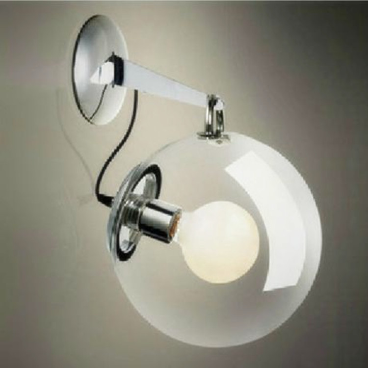 Wall Lamps Beside Bed : Aliexpress.com : Buy Modern Soap Bubble Wall Lamp for Corridor/Balcony/Entrance Bedroom Beside ...