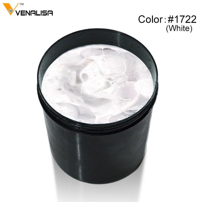 #820 CANNI Date nail art 1 kg 1000 ml 24 transparent clair blanc rose camouflage couleur gelée solide constructeur français nail étendre gel