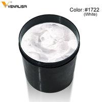 #820 canni más nuevo nail art 1 kg 1000 ml 24 transparente claro blanco rosa color camuflaje jalea dura constructor francés uñas extender gel