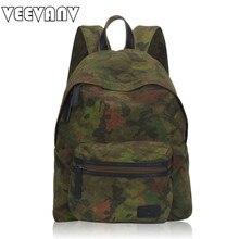 VEEVANV Women Backpacks Female Casual School Laptop Backpack Printing Travel Bag Canvas Shoulder Bags for Girls Fashion Rucksack