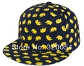 The New 2015 Elephants Design Baseball Cap Fashion For Men And Women lovers Hip-hop Cotton Cap 3 Colors Free Shipping