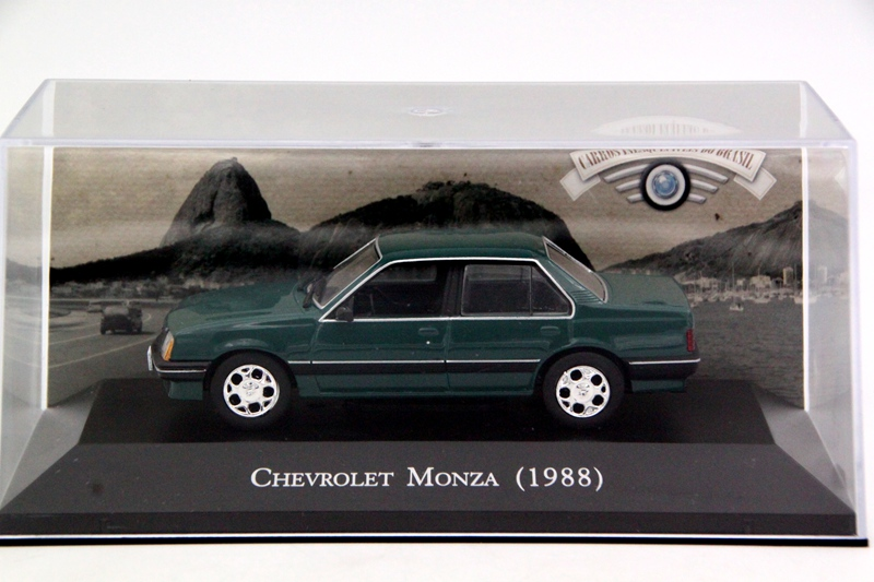IXO Altaya 1:43 Scale Chevrolet Monza 1988 Car Diecast Models Limited Edition Collection