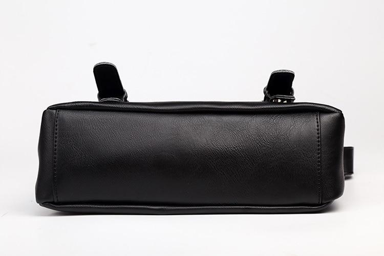 HTB1DZzIelWD3KVjSZKPq6yp7FXaC 2019 Business Men Briefcase Messenger Bags Vintage Leather Shoulder Bag for Male Brand Casual Man Laptop Handbags Travel Bags