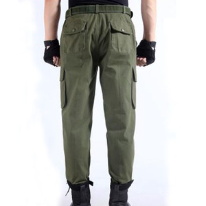 Image 5 - Work Pants Mens Auto Repair Labor Insurance Welding Factory Work Clothes Trousers Cotton Safety Clothing Pants Wear DYF002