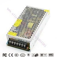 Power Supply S 120 24 CE ROHS Approved Constant Voltage Output 24V Dc 120W LED Light